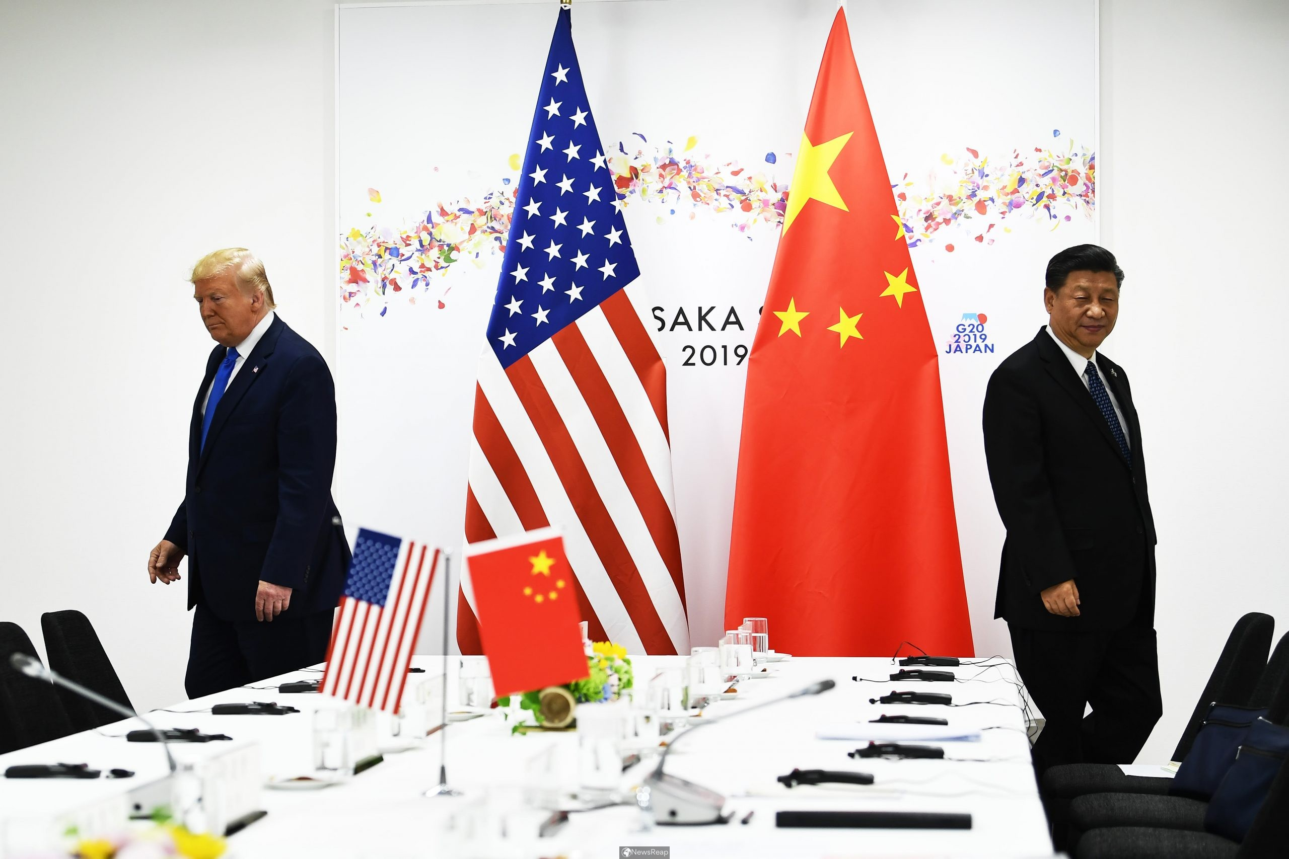 US-CHINA TRADE AGREEMENT TO CEASE ECONOMIC DISPUTE AND TO BUILD INVESTORS TRUST