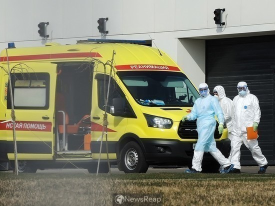 Moscow another 28 patients died with coronavirus