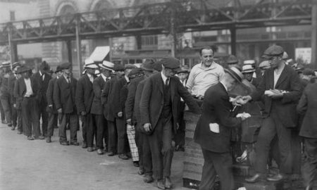 The Period Of Great Depression