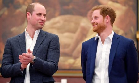 Prince Harry and Prince Willam are in Contact after his Move to L.A