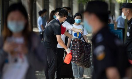 China, Researchers Excuse Harvard Study Proposing COVID-19 was Spreading in Wuhan in August
