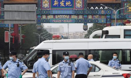 Mass Infection Testing in Beijing After New Bunch Triggers Lockdowns