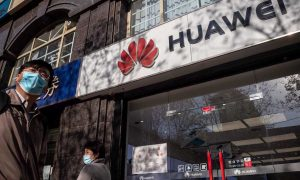 Trump admin says Huawei, Hikvision backed by Chinese military