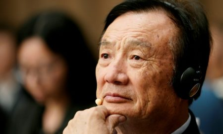 Huawei's Founder says World Can't Survive Without it