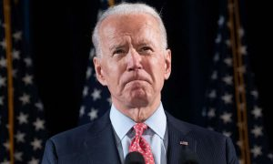 Biden Secures Democratic Assignment for 2020 Race against Trump