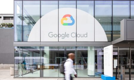 Google Cloud gets ready for Black Friday 'top on head of pinnacle'