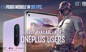 PUBG Mobile Gets 90 FPS Gameplay Exclusively on Select OnePlus Phones for a Month