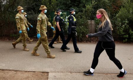 Australia's Victoria reports deadliest day of COVID-19 pandemic