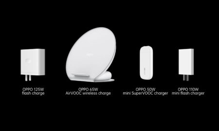 Oppo's new 125W VOOC fully charges your phone in 20 minutes