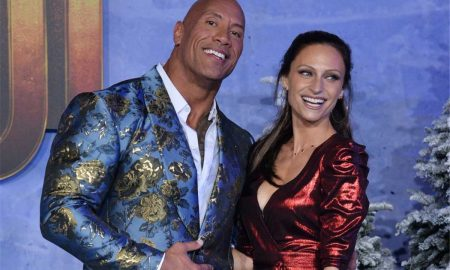 Dwayne Johnson reveals him and his family have recovered from coronavirus