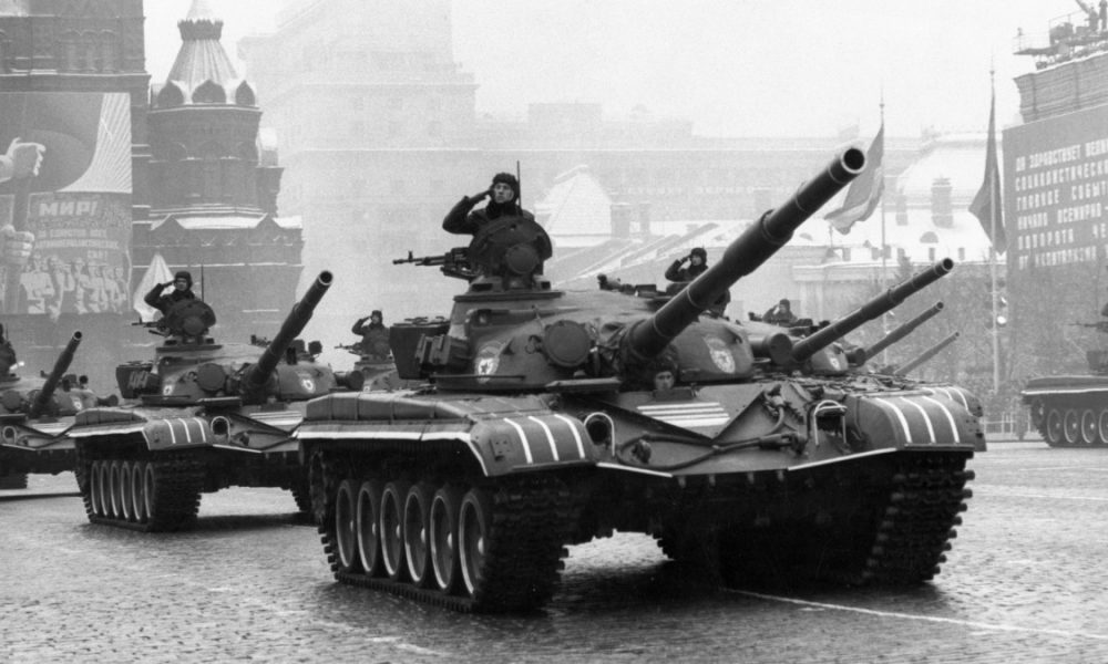 On this day the first tank was produced