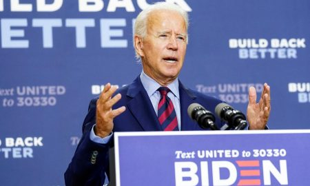 Biden to mark Labor Day with union event as US campaign enters homestretch