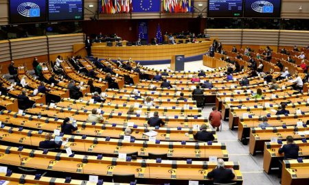European Parliament set for tight vote on historic climate law