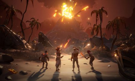 Sea of Thieves devs recorded a pirate cover of Van Halen's Jump as a tribute