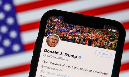 Twitter flags Trump tweet for violating its rules on COVID-19 information