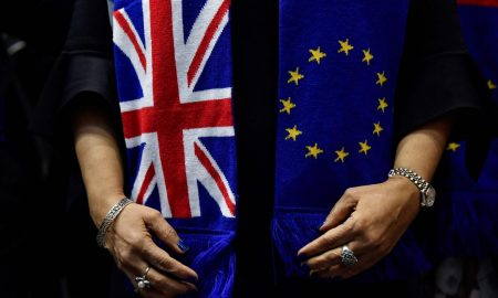 EU leaders to insist on tough enforcement powers in Brexit deal