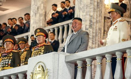 North Korea hosts Mass Games for 75th anniversary of ruling party