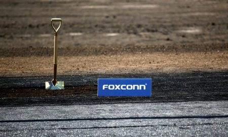 Wisconsin says Foxconn short of 2019 jobs pledge, misses out on tax credits
