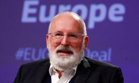 EU funds drive rethink in East Europe on climate, says Timmermans