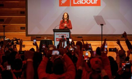 New Zealand's Ardern wins historic re-election for crushing COVID-19