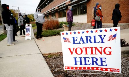Warnings in Michigan, Minnesota over guns at polling places on Election Day
