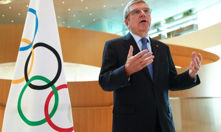 IOC chief Bach says Olympic Games cannot be marketplace of demonstrations