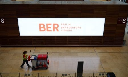 Brace for take off: Berlin's much-delayed airport to open in industry crisis
