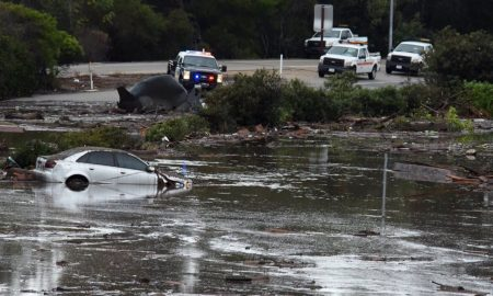 Two killed, 25 missing as drenching rain hits parts of France and Italy