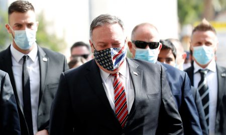 Pompeo shortens upcoming Asia trip after Trump falls ill with COVID-19