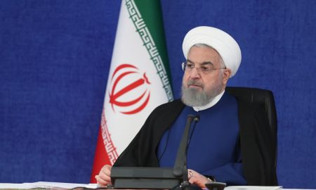 Iran's Rouhani says next U.S. administration should make up for Trump's mistakes