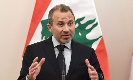 Lebanon's Bassil rejects U.S. sanctions as unjust and politically motivated
