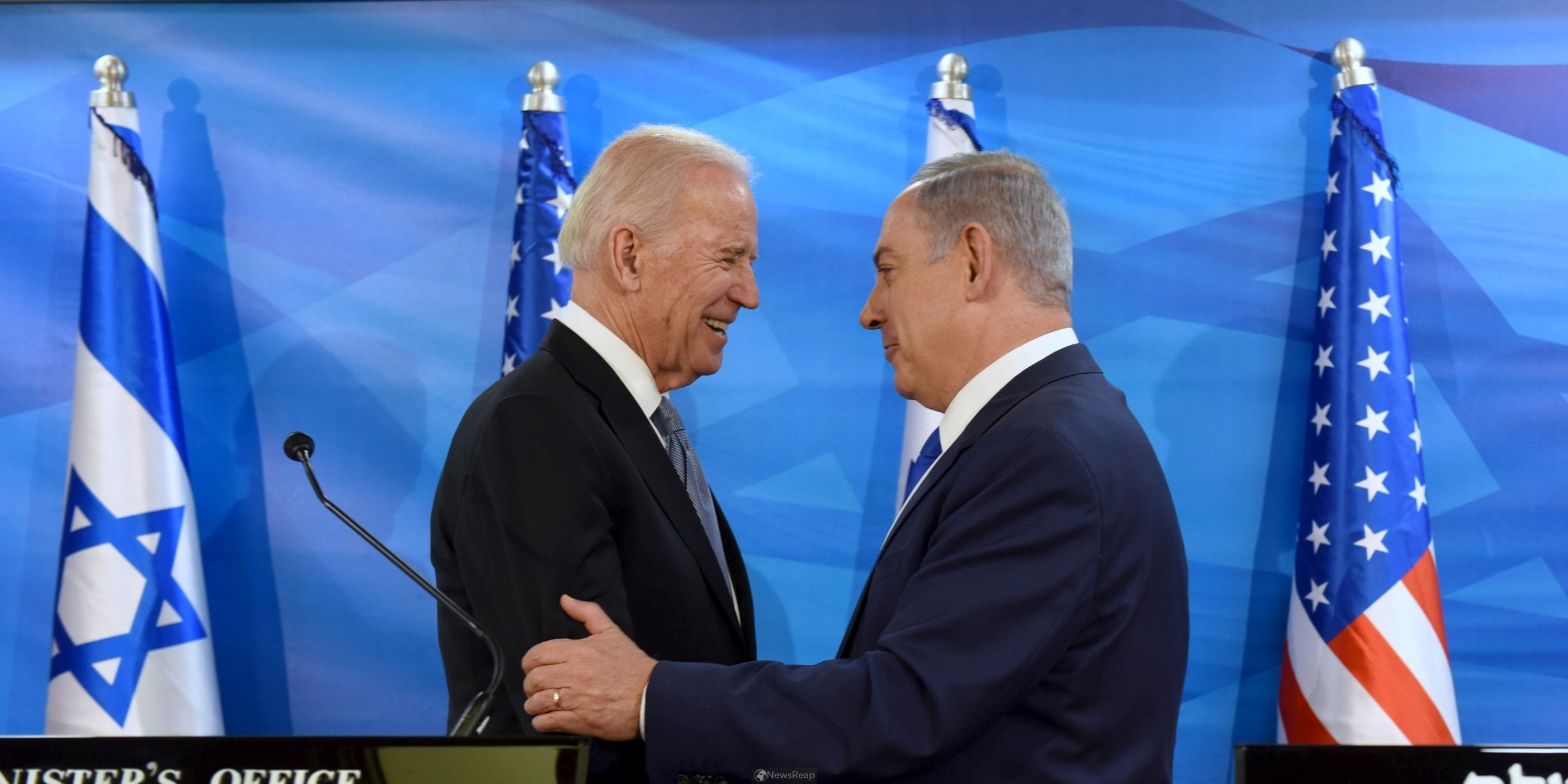 Israel's Netanyahu congratulates Biden on U.S. election win, thanks Trump