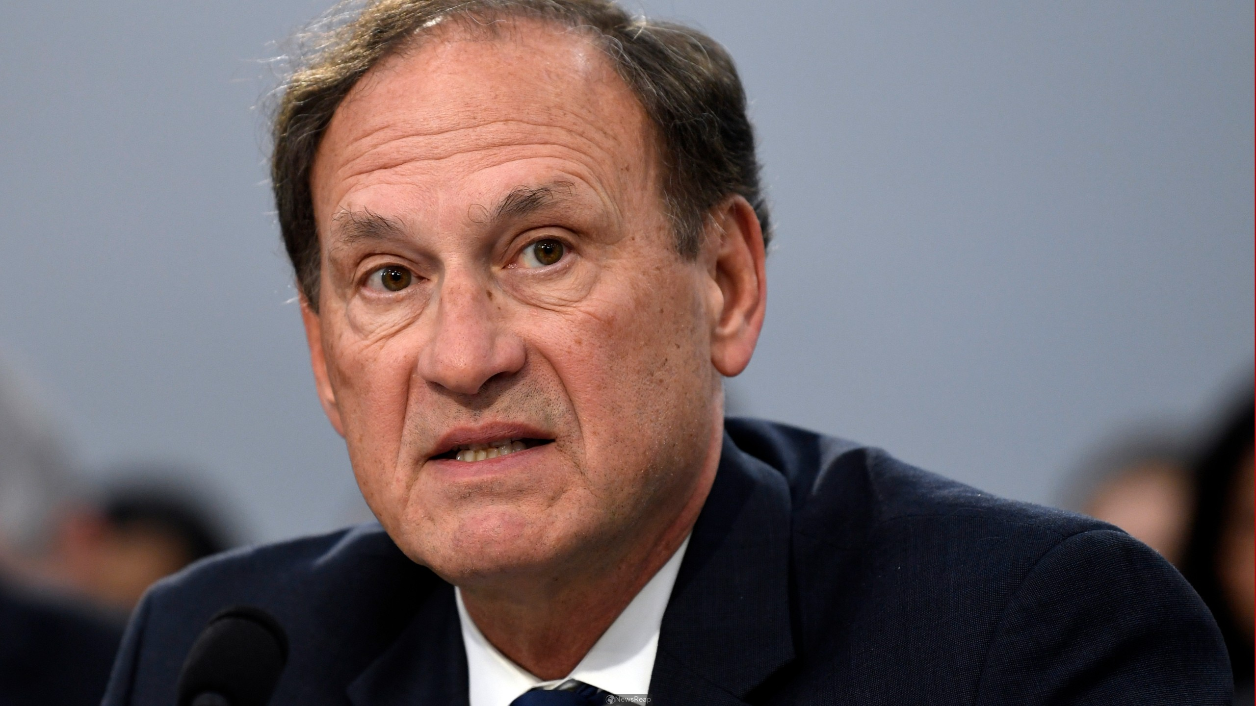 U.S. Justice Alito says pandemic has led to unimaginable curbs on liberty