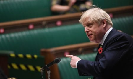 Johnson says he is well and will govern by Zoom after COVID-19 contact