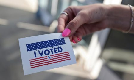 Americans go to polls after tumultuous campaign marked by division, coronavirus
