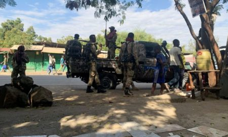 Ethiopia faces hell in battle for Tigray, say rebels