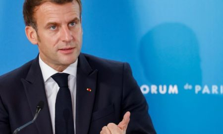 French court gives Macron deadline to prove he's serious on climate