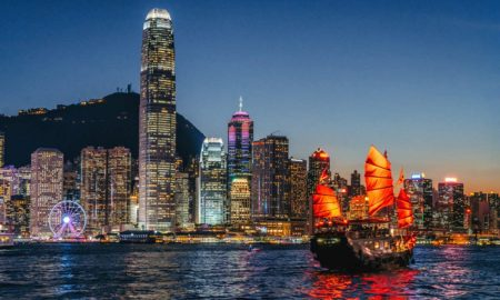 Hong Kong, world's most visited city, faces tourism bust