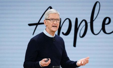 Apple CEO calls for stricter corporate, government climate goals at U.N. summit