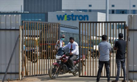 Apple investigating Wistron facility in India after violence
