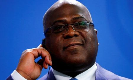 Congo President Tshisekedi says most lawmakers back his vision