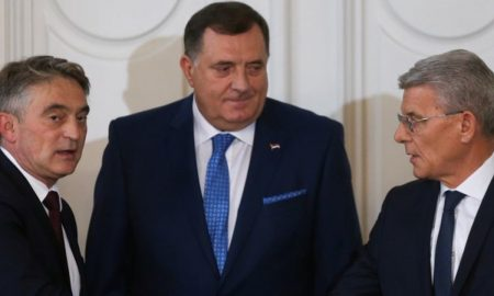 Bosnian presidency members snub Russia's disrespectful Lavrov