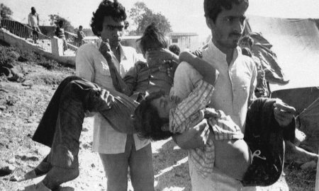 Victims of Bhopal gas tragedy say pandemic has worsened their plight