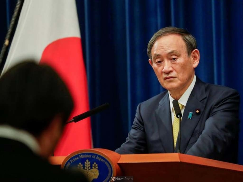 Japan PM under fire over year-end dinners as coronavirus cases mount