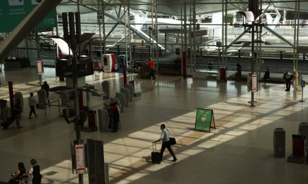 Australia reports first local COVID-19 case in two weeks after airport worker tests positive