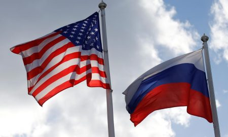 U.S. to halt work at two consulates in Russia after COVID-19 drawdown