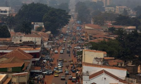 Central African Republic says former president plotting a coup