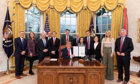 Trump signs order on principles for U.S. government AI use