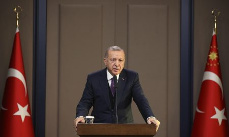 Erdogan says Turkey would like better ties with Israel, criticised Palestine policy