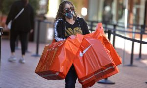 U.S. holiday retail sales rise 3% as online shopping booms- Mastercard report